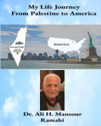 My Life Journey - From Palestine to America book cover