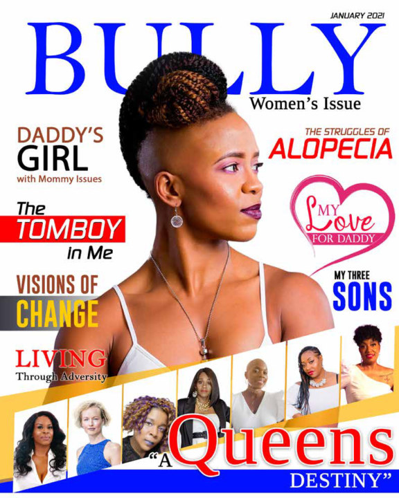 View Bully Magazine Womens Issue by Kimberly and Warren Griffin
