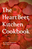 The HeartBeet Kitchen Cookbook book cover