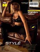 DECEMBER 2020 Issue (Vol: 88) | STYLÉCRUZE Magazine book cover