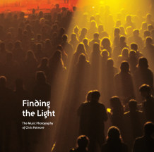 "Finding the Light 12"" book cover"