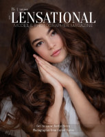 LENSATIONAL Model and Photographer Magazine #75 Issue | Top 2020 - December 2020 book cover