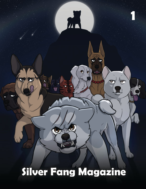 View Silver Fang Magazine Issue 1 by Silver Fang Network