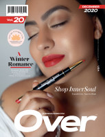 DECEMBER 2020 Issue (Vol – 20) | OVER Magazines book cover