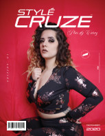 DECEMBER 2020 Issue (Vol: 01) | STYLÉCRUZE - PLUS and CURVY book cover