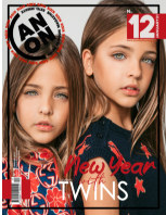 ANON Fashion Kids JAN21 book cover