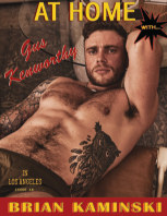 Issue 16. Gus Kenworthy - At Home by Brian Kaminski book cover