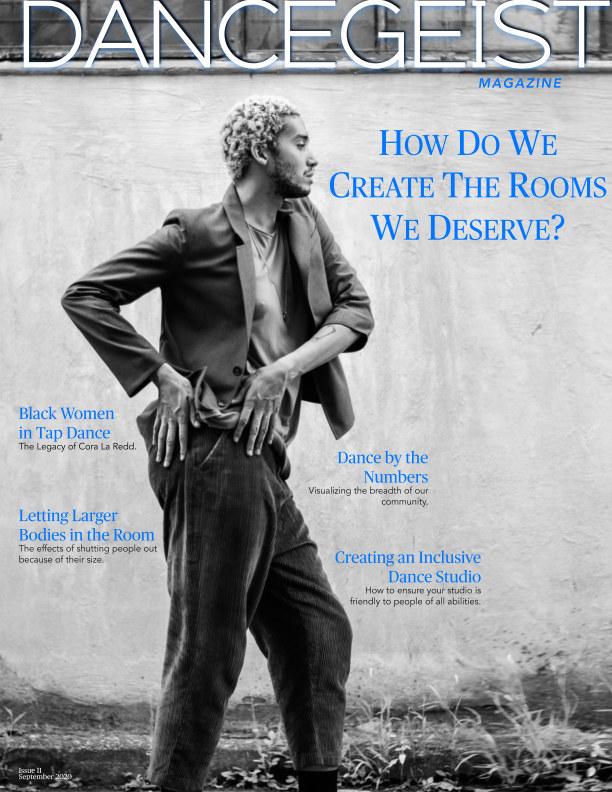 View Issue II by Dancegeist Magazine