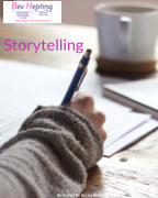 Storytelling for business book cover