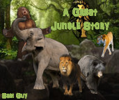 A Great Jungle Story book cover