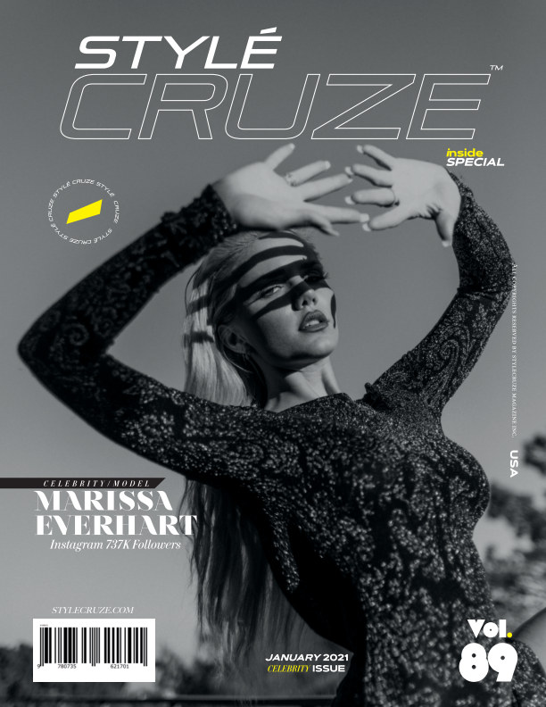 View JANUARY 2021 Issue (Vol: 89)   STYLÉCRUZE Magazine by Divyesh Pillarisetty