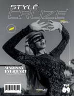 JANUARY 2021 Issue (Vol: 89) | STYLÉCRUZE Magazine book cover