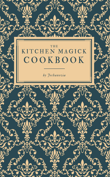 View The Kitchen Magick Cookbook by Jechanovia