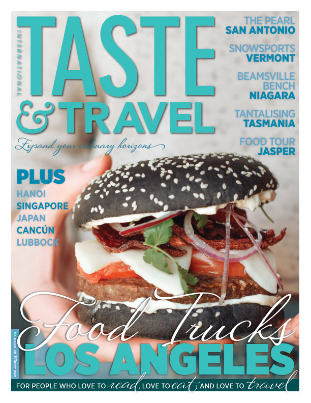 Ver Taste and Travel International por TasteAndTravelMagazine