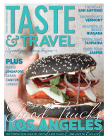 Taste and Travel International book cover