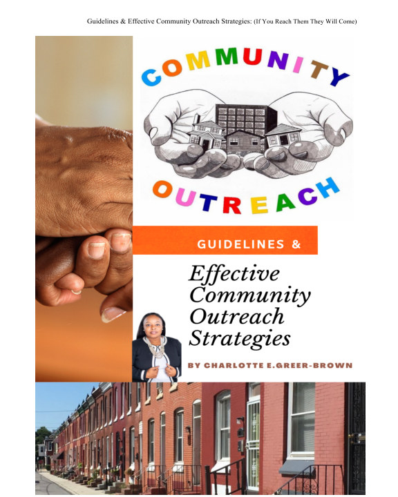 View Effective Community Outreach Strategies by Charlotte Greer-Brown