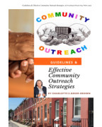 Effective Community Outreach Strategies book cover