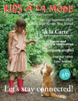 Kids à la Mode #6 Revised book cover