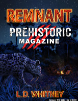 Prehistoric Magazine - December 2020 Issue 15 book cover