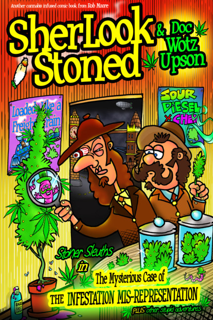 Sherlook Stoned and Wotz Upson nach Rob Moore anzeigen