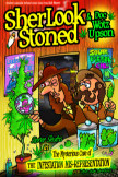 Sherlook Stoned and Wotz Upson book cover