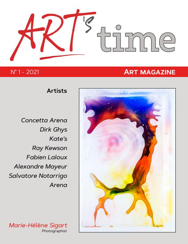 View ART's time | N° 1 by Marie-Hélène Sigart