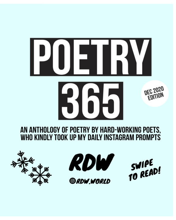 View Poetry 365 - December 2020 Edition by RDW
