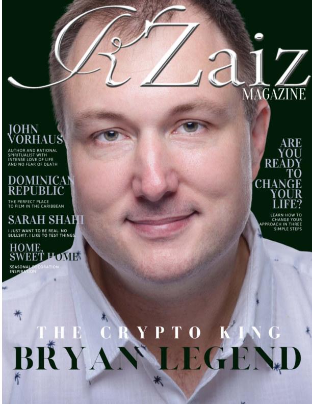 View KZaiz Magazine Business  Issue by Kalent Zaiz
