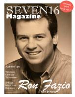 Seven16 Magazine book cover