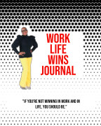 Work Life Wins Journal book cover