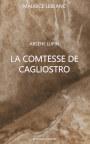 Arsène Lupin - La comtesse de Cagliostro book cover