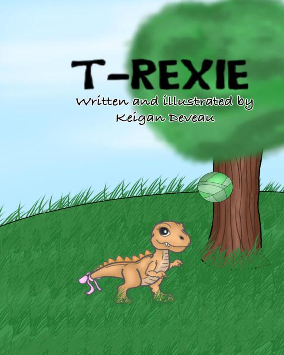 Bekijk T-Rexie op K M D