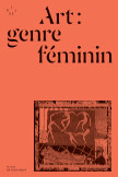Art: genre féminin book cover