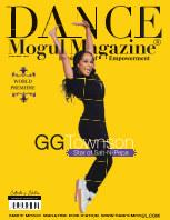 Dance Mogul Magazine Publication |  2021 book cover