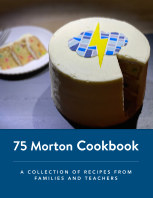 75 Morton Cookbook book cover