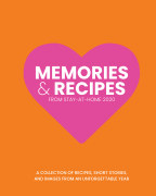 Memories and Recipes from Stay-At-Home 2020 book cover