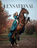 LENSATIONAL Model and Photographer Magazine #79 Issue | Animal - January 2021 book cover