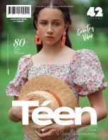 JANUARY 2021 Issue (Vol: 42) | TÉENCRUZE Magazine book cover