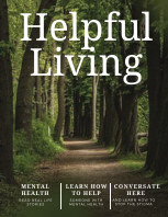 Helpful Living Magazine Issue I book cover