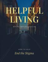 Helpful Living Magazine Issue II book cover