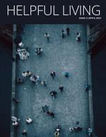 Helpful Living Magazine Issue III book cover