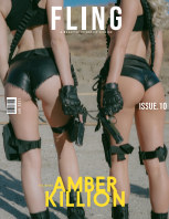 Fling Magazine Issue 10 book cover