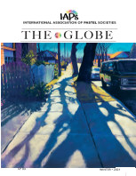 IAPS The Globe WINTER 2021 book cover