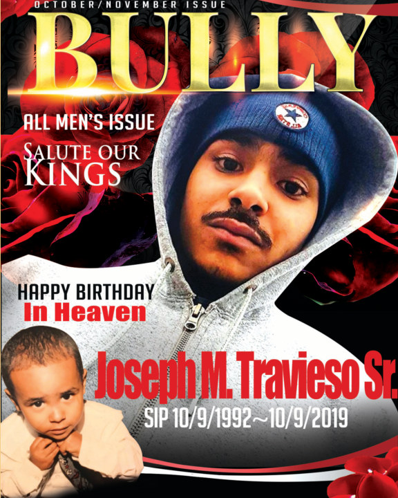 View Bully Magazine Men's Special Edition by Kimberly and Warren Griffin