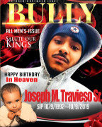 Bully Magazine Men's Special Edition book cover