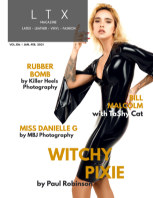 Ltx Magazine Vol.10b book cover