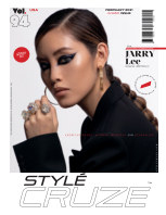 FEBRUARY 2021 Issue (Vol: 94) | STYLÉCRUZE Magazine book cover