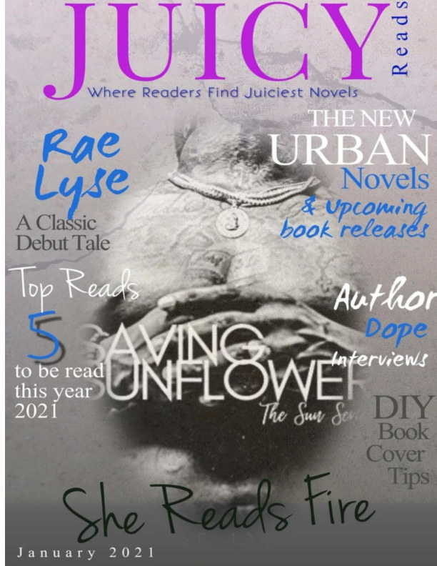 View Juicy Reads Vol1 Issue 1 by Darlene R.