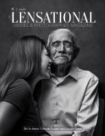 LENSATIONAL Model and Photographer Magazine #81 Issue | Family - February 2021 book cover
