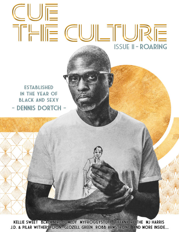 Visualizza Cue The Culture Issue II: Roaring di Quartermain Media, LLC